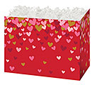 SMALL BOX CONFETTI HEARTS
