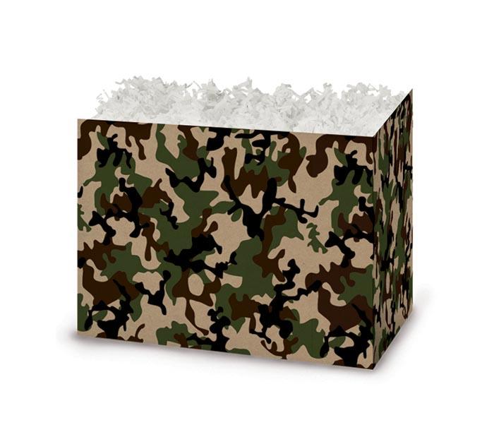 SMALL BOX CAMO KRAFT