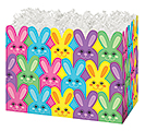 LARGE DIE CUT BOX EASTER BUNNIES
