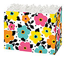 LARGE POLKA DOTS  PETALS BOXCO BOX
