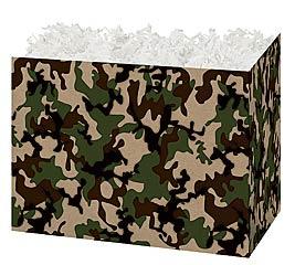 LARGE BOX CAMO KRAFT