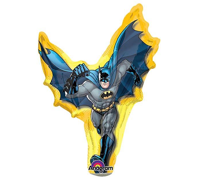 """14""""INFLATED BATMAN"""