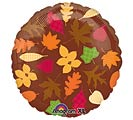 "18""FAL AUTUMN LEAVES"