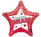 "19""GRA CONGRATS RED"