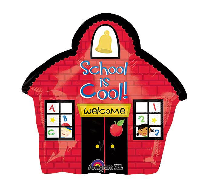 "18""PKG SCHOOL HOUSE"