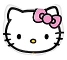 "15""PKG HELLO KITTY"