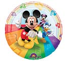 "9""FLAT MICKEY MOUSE"