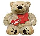 """28""""PKG LOVE BEAR"""