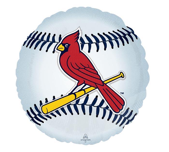 """18"""" MLB ST. LOUIS CARDINALS BASEBALL"""