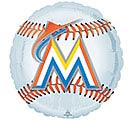 "18""SPO MLB MIAMI MARLINS"