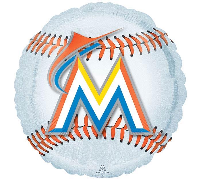 "18""SPO MLB MIAMI MARLINS"