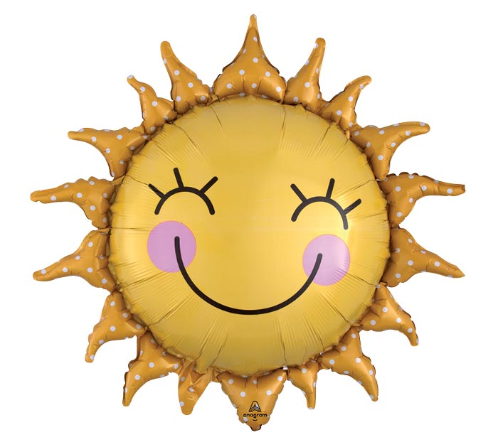 "29""PKG SUNSHINE SUN"