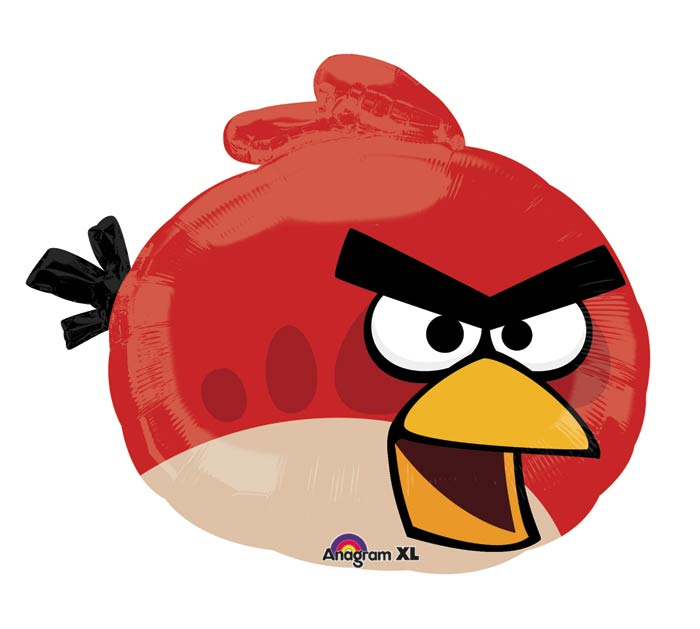 "23""PKG ANGRY BIRDS"