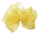 #5 SHEER YELLOW RIBBON