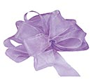 #5 SHEER ORCHID RIBBON