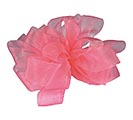 #5 SHEER ROSE PINK RIBBON