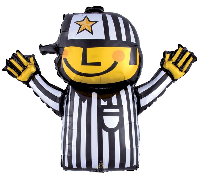 """32"""" PACKAGED REFEREE SHAPE"""
