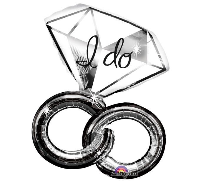 """30""""PKG WEDDING RINGS"""