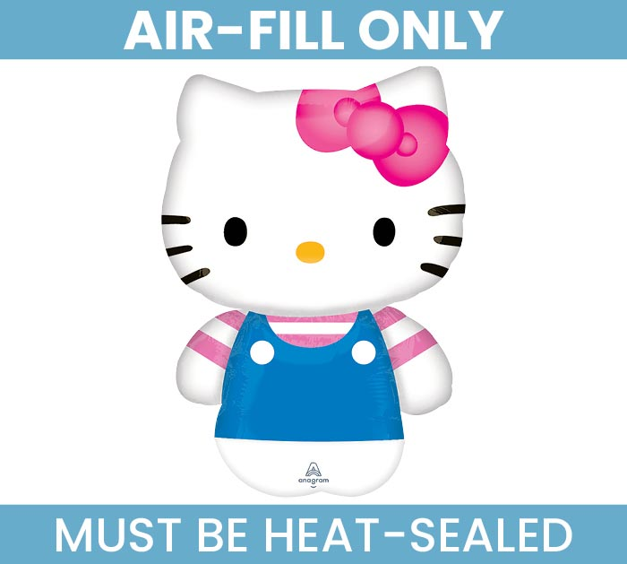 "14""FLAT HELLO KITTY"