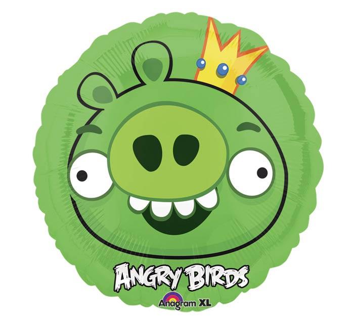 "18""PKG ANGRY BIRDS"