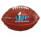"""17""""NFL SUPER BOWL LIII"""