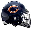 "21""NFL CHICAGO BEARS"