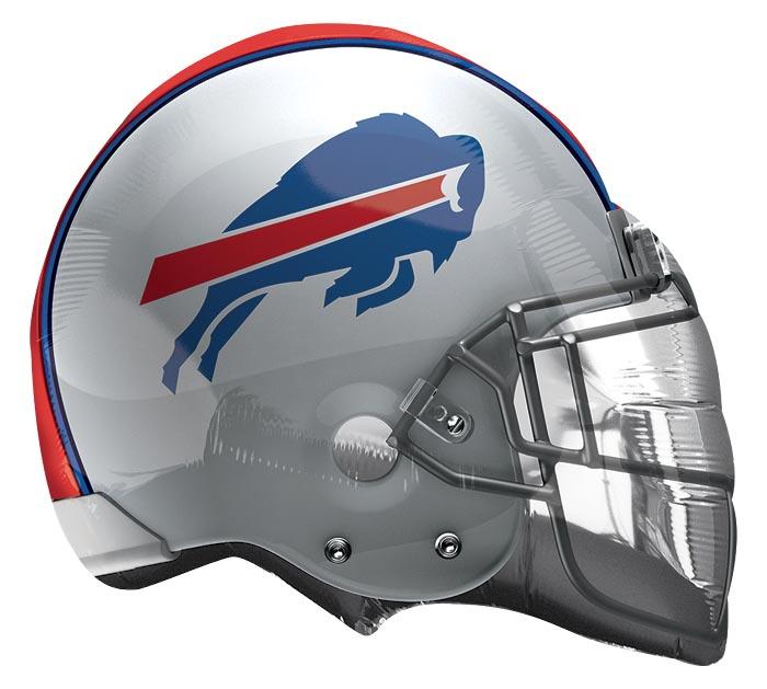 "21"" NFL BUFFALO BILLS HELMET SHAPE"