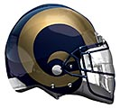 "21""NFL LOS ANGELES RAMS"