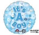 "17""PKG IAB NEW BABY"