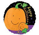 "21""HAL PUMPKIN COLOR"