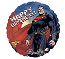 "17""PKG HBD SUPERMAN"