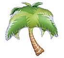 "33""PKG PALM TREE"