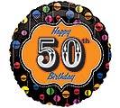 "17"" 50TH BIRTHDAY"