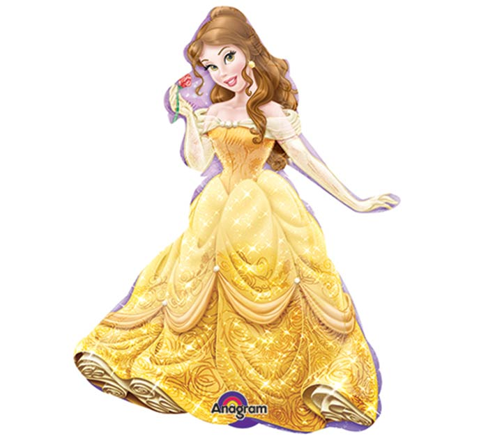 """13""""INFLATED BELLE"""