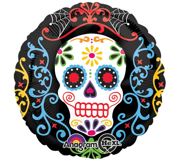 "17"" DAY OF THE DEAD"