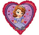 "17""PKG LUV SOFIA THE"