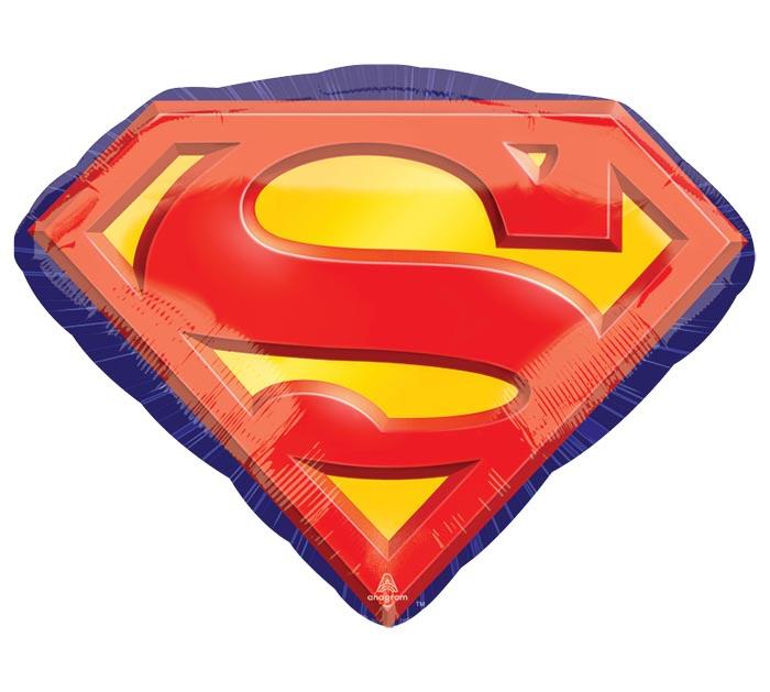 "26""PKG SUPERMAN EMBL"