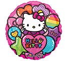 "17""PKG HELLO KITTY"