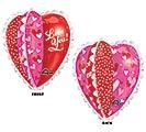 """30""""PKG HEART ULTRAS"""