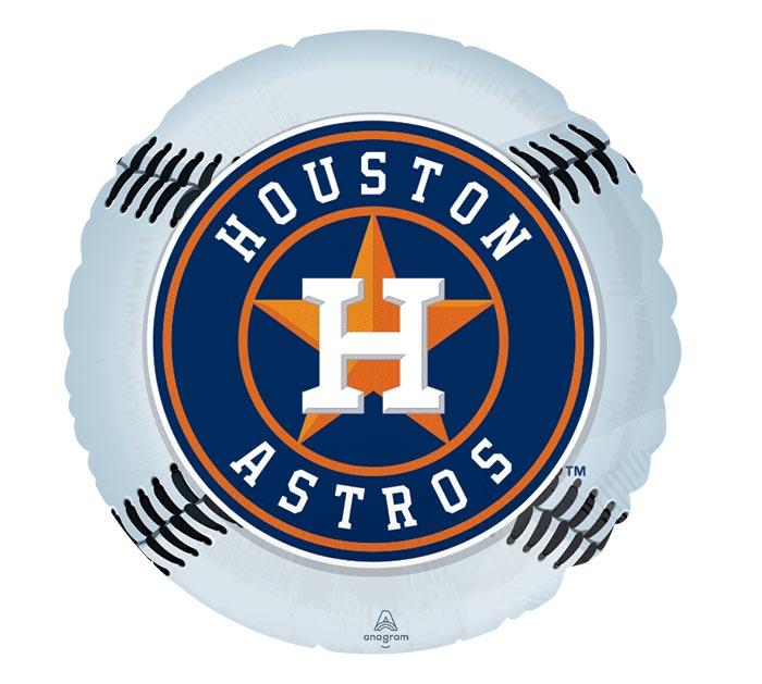"""18"""" SPO MLB HOUSTON"""