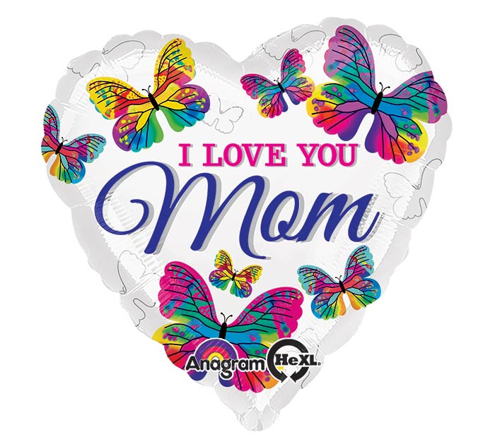 """17""""MOM LOVE YOU ONLY 3 AVAILABLE"""