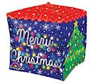 "15"" PKG CHRISTMAS CUBEZ ONLY 2 AVAILAB"