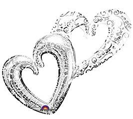 "53""PKG HEARTS"