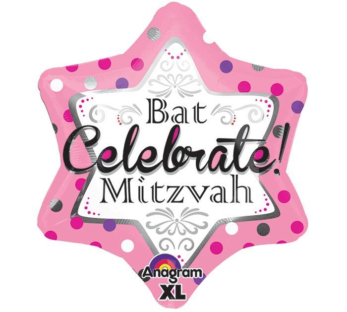 "21""PKG BAT MITZVAH"