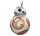 "33""PKG STAR WARS BB8"