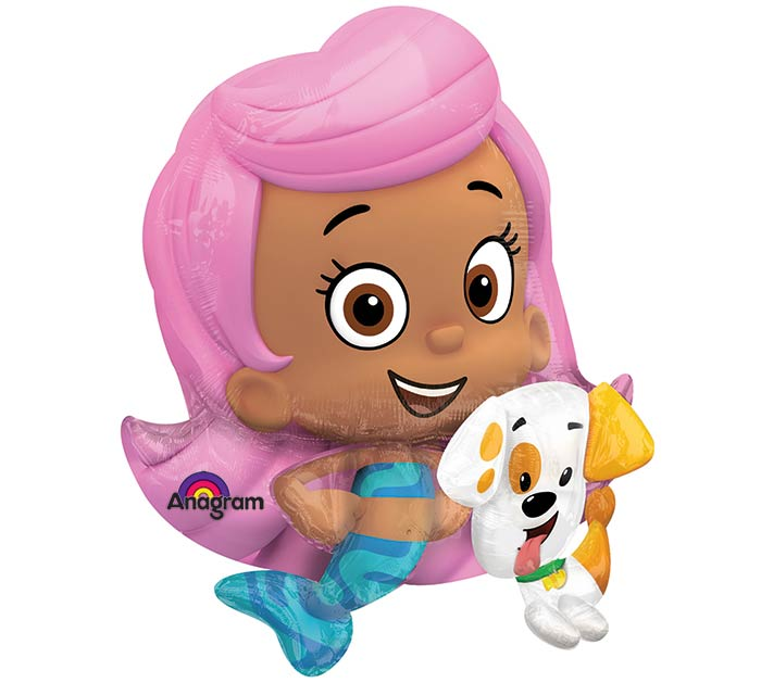 BUBBLE GUPPIES AIRWALKER