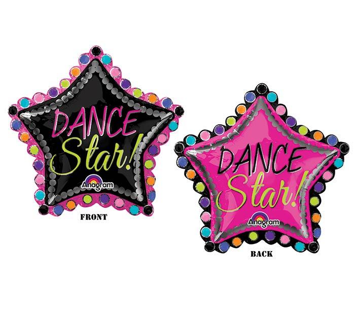 """30""""PKG DANCE STAR"""