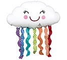 "30""PKG RAINBOW CLOUD"