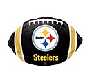 "17""NFL PITTSBURGH STEELERS FOOTBALL"