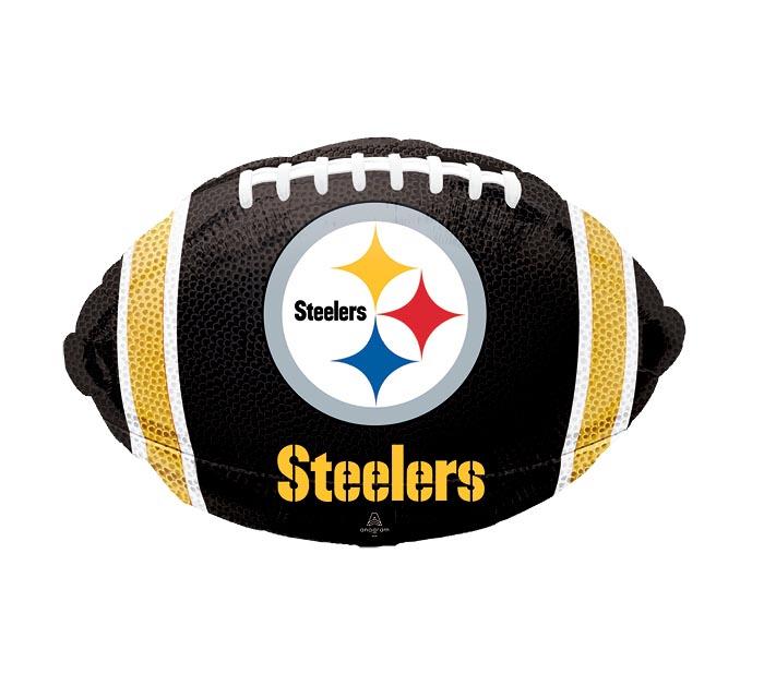 "17""NFL PITTSBURGH STEELERS FOOTBALL"